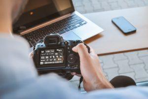 Filmproduktion-Frankfurt-Videokamera