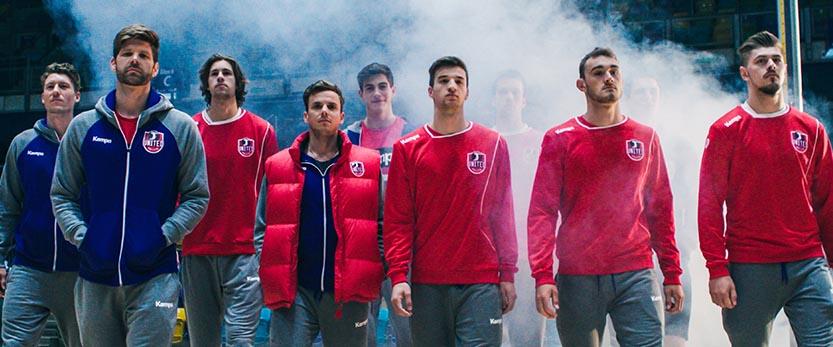 Im Zentrum des neuen Sportmarketings von muthmedia steht das Team der United Volleys