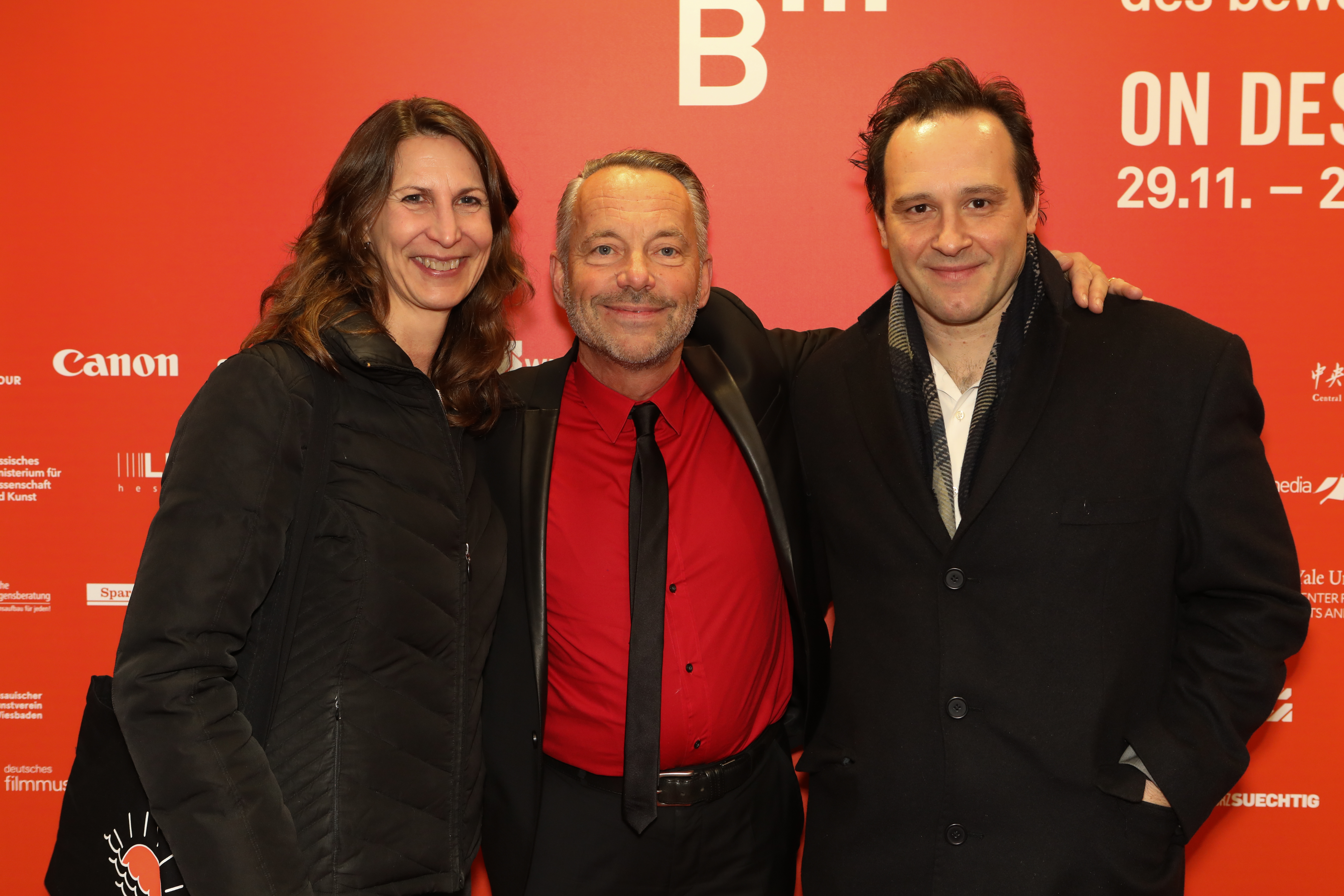 Roter Teppich B3 Biennale