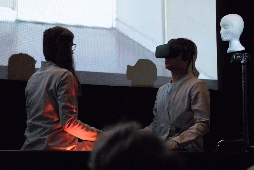 Augmented Reality auf der B3 Biennale