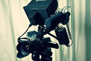 Filmstudio Equipment Ausstattung Ausrüstung HD