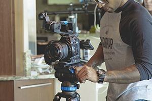 Kamerateam buchen Frankfurt
