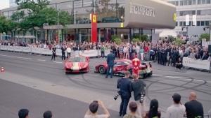 Eventfilm Frankfurt Ferrari Grand Opening
