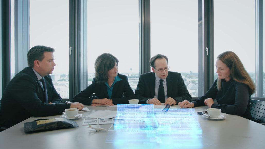 Imagefilm Unternehmensfilm Anbieter Frankfurt KfW