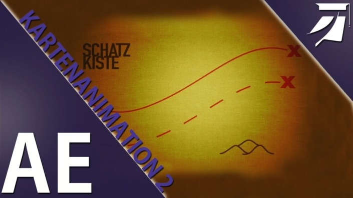 AE Kartenanimation 2