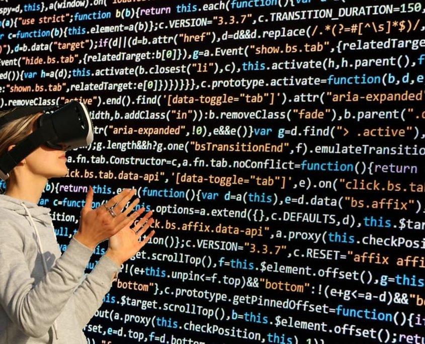 AR und VR Trends 2019 - VR Code