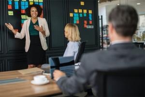 Social Media Marketing Tipps - Meeting