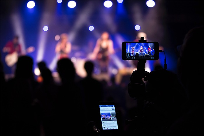 Video Marketing Tipps Live Streaming