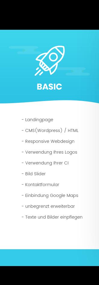 muthmedia Website Paket Basic
