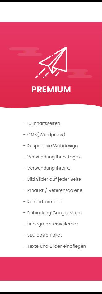 muthmedia Website Paket Premium