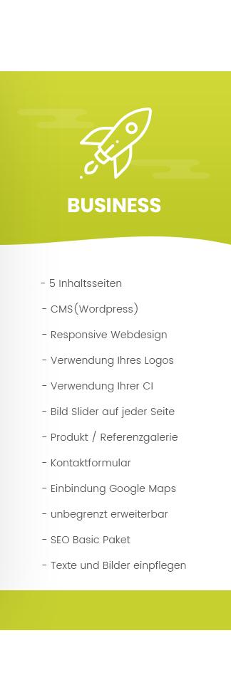 muthmedia Website Paket Business