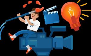 Ablauf einer Produktvideoproduktion