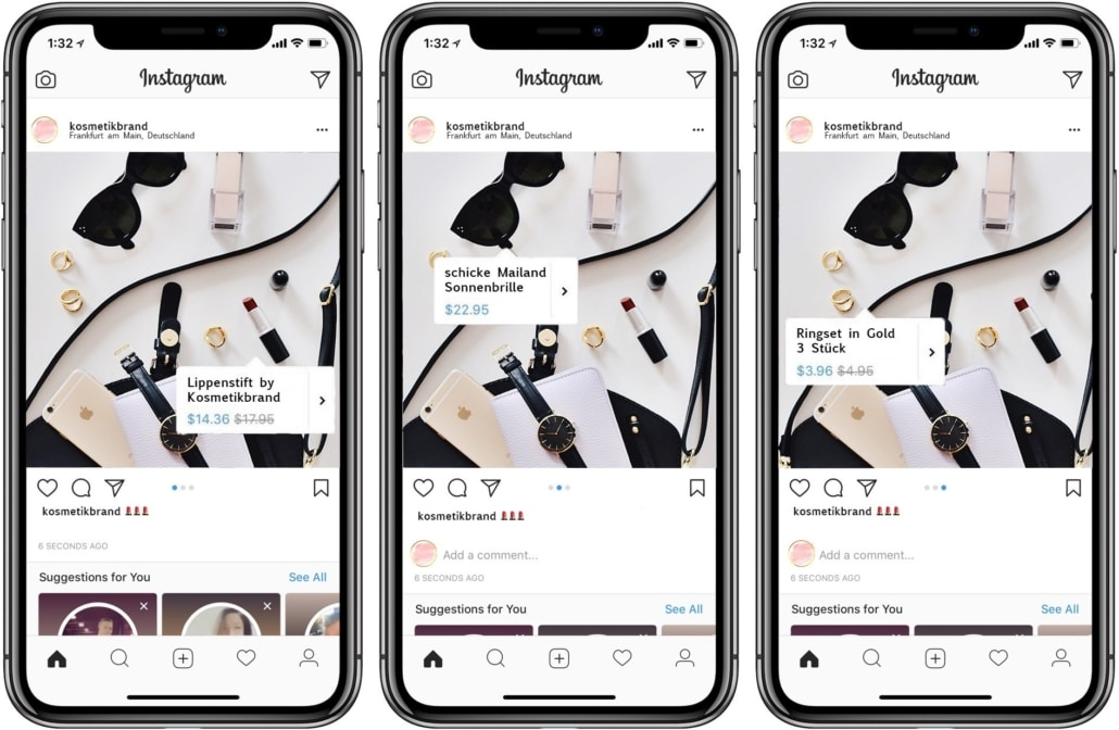 Marketing Trends 2020: Shoppable Posts
