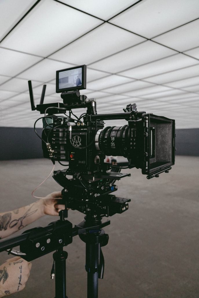 Filmproduktion Frankfurt