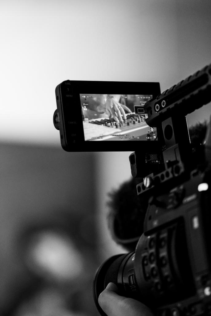 Vorteile einer Filmproduktion