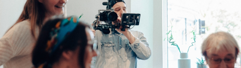 Imagefilm produzieren Frankfurt