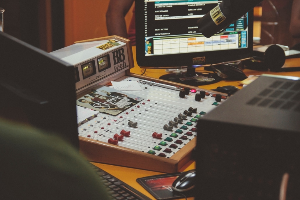 Podcast Produktion Frankfurt