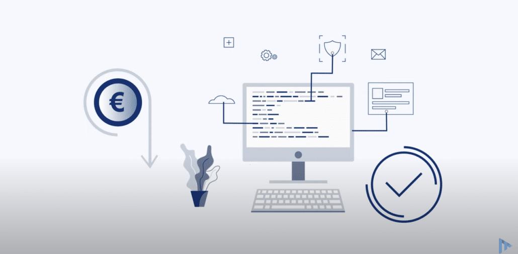 Erklärvideo für Software