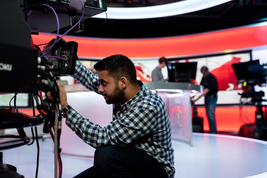 Entwicklungen der Virtual Reality: Live Streaming mit 360 Grad Videos