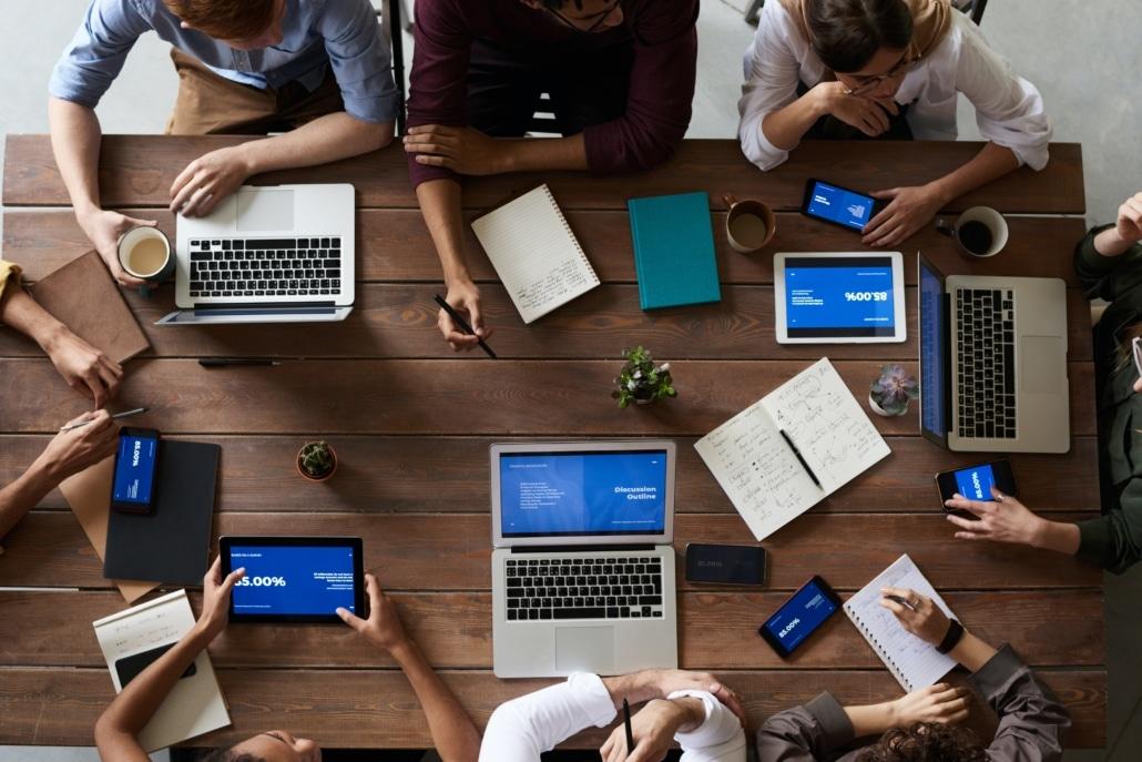 Unternehmenskommunikation auf LinkedIn