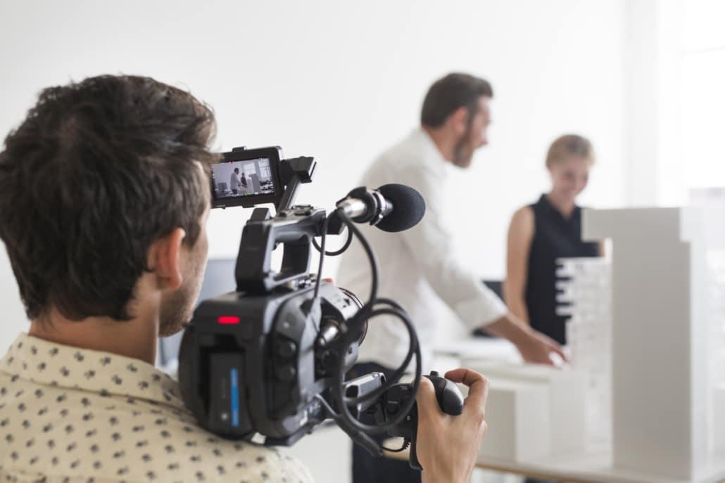 Filmproduktion Frankfurt: Interaktive Videos
