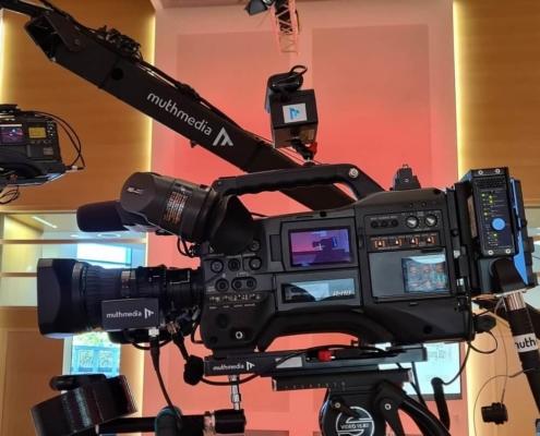 Kamerateam buchen mieten Preise